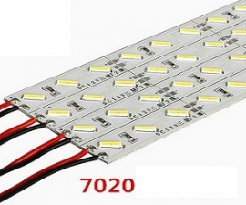 Led thanh 7020 trắng