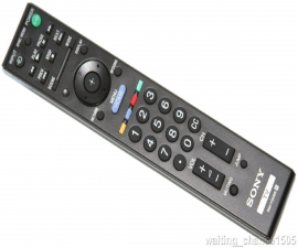 remote use for SONY TV RM-715A
